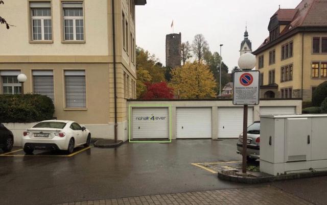 Unser Parkplatz